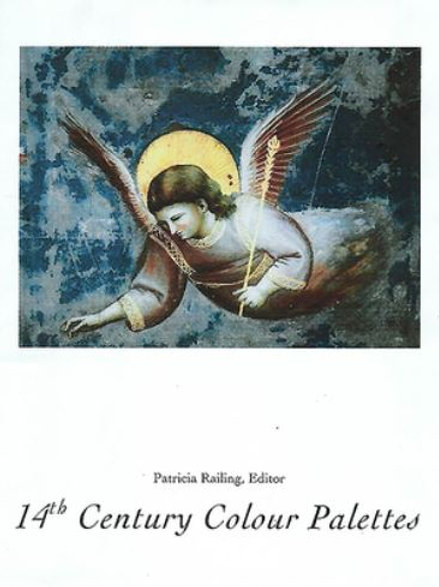 14th Century Colour Palettes - Volume 1 and 2 by Patricia Railing