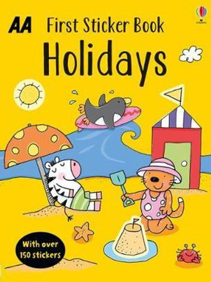 First Sticker Book Holidays       by