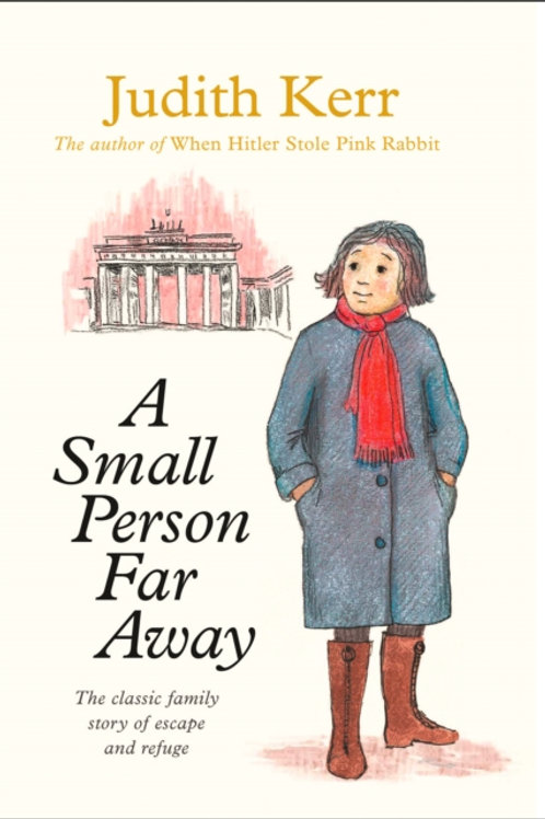 Small Person Far Away by Judith Kerr
