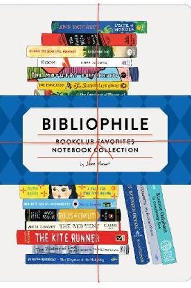 Bibliophile Notebook Collection       by Jane Mount