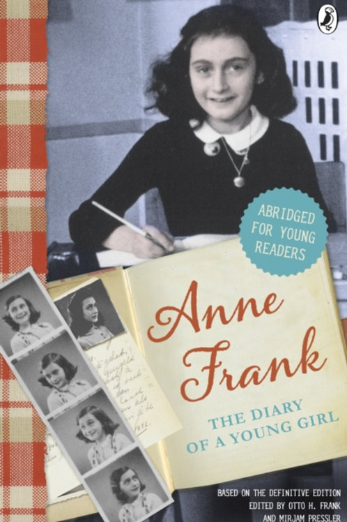 Diary of Anne Frank (Abridged for young readers) by Anne Frank