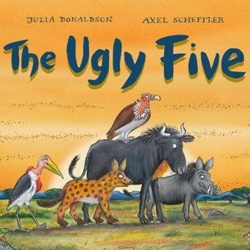 Ugly Five (Gift Edition BB)       by Julia Donaldson