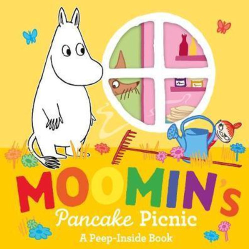 Moomin's Pancake Picnic Peep-Inside       by Tove Jansson