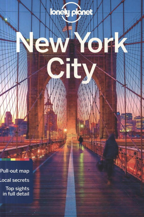 New York City       by Lonely Planet