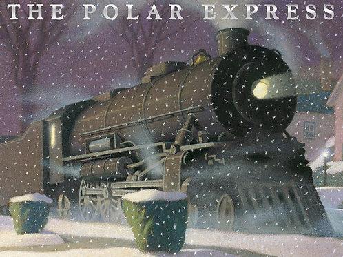 Polar Express       by Chris Van Allsburg