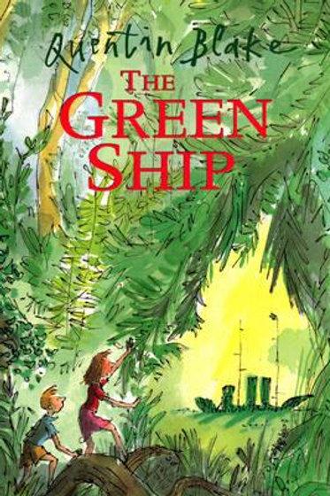 Green Ship       by Quentin Blake