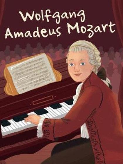W. Amadeus Mozart Genius       by Isabel Munoz