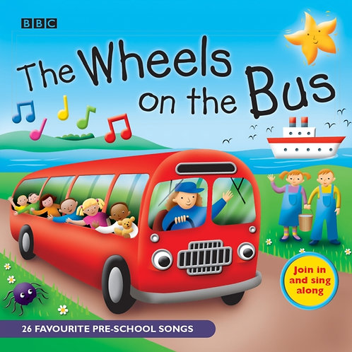 Wheels On The Bus       by BBC