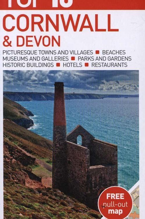 DK Eyewitness Top 10 Cornwall and Devon       by DK Eyewitness