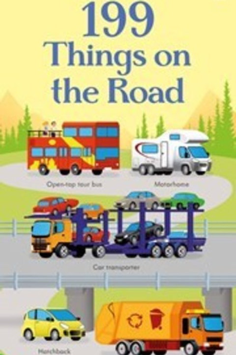 199 Things on the Road by Jessica Greenwell