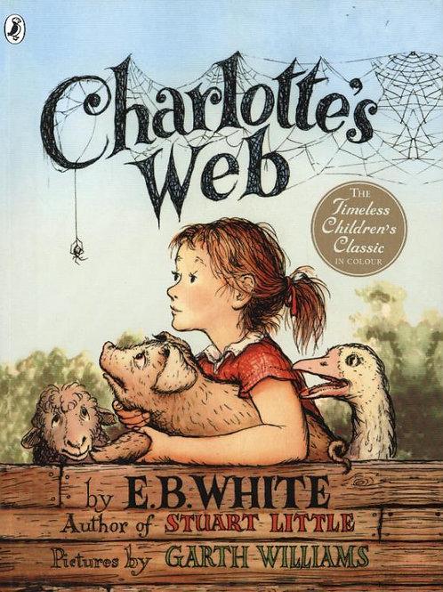 Charlotte's Web (Colour Edn)       by E. B. White