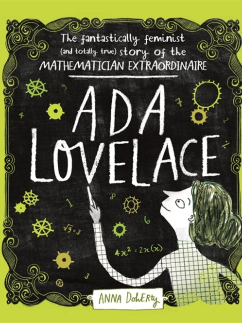 Ada Lovelace by Anna Doherty