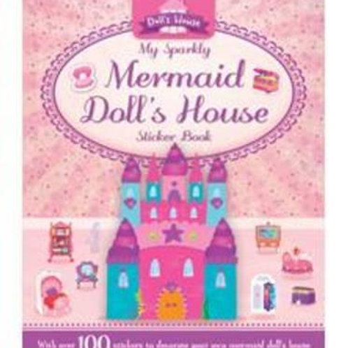 My Sparkly Mermaid Doll's House       by