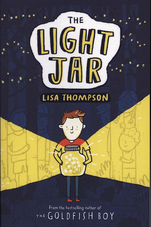 Light Jar       by Lisa Thompson