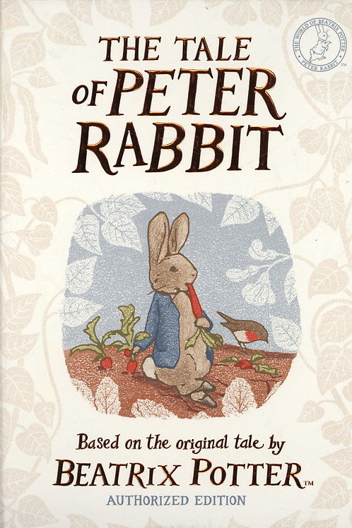 Tale of Peter Rabbit: Gift Edition       by Beatrix Potter