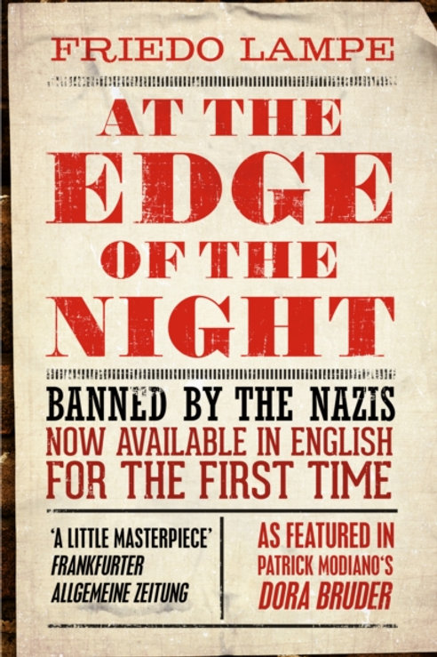 At the Edge of the Night       by Friedo Lampe