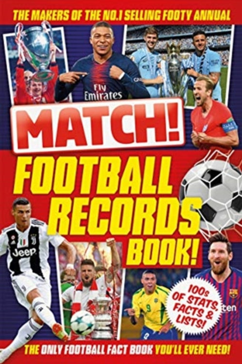 Match! Football Records       by Match