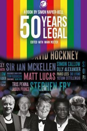 50 Years Legal       by Simon Napier-Bell