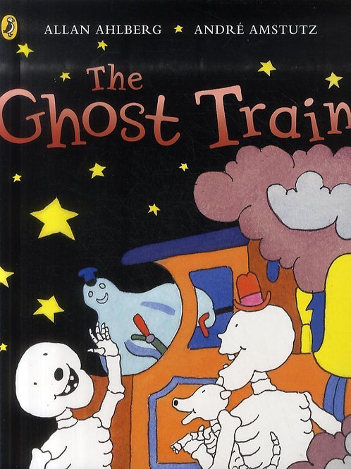 Funnybones: The Ghost Train       by Allan Ahlberg