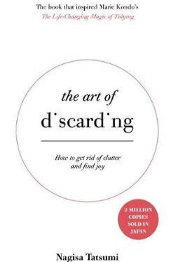 Art of Discarding       by Nagisa Tatsumi