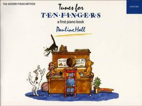 Tunes for Ten Fingers       by Pauline Hall