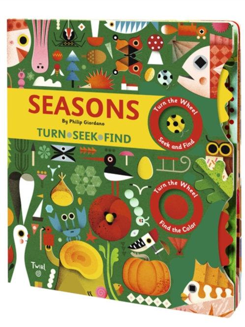 Seasons by Philip Giordano