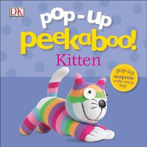 Pop-Up Peekaboo! Kitten       by DK