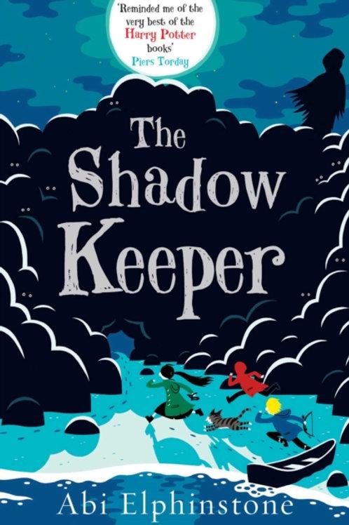 Shadow Keeper by Abi Elphinstone