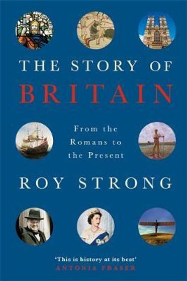 Story of Britain       by Roy Strong