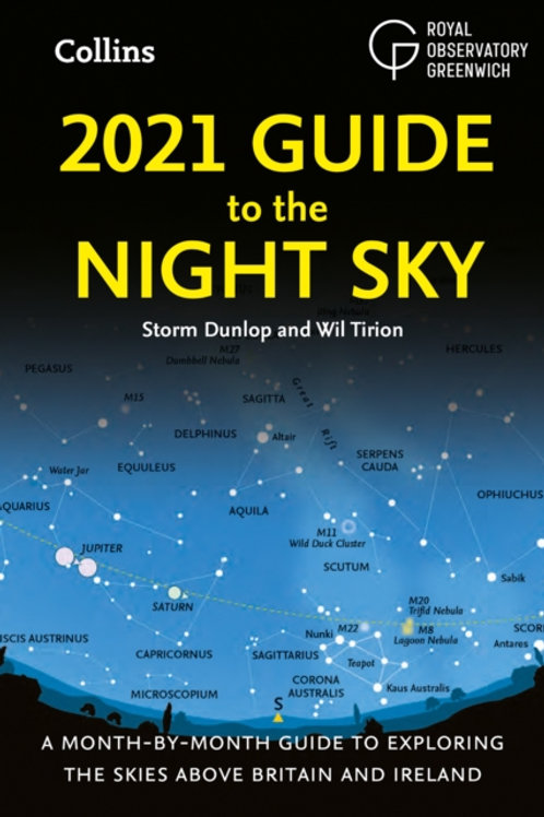 2021 Guide to the Night Sky       by Storm Dunlop