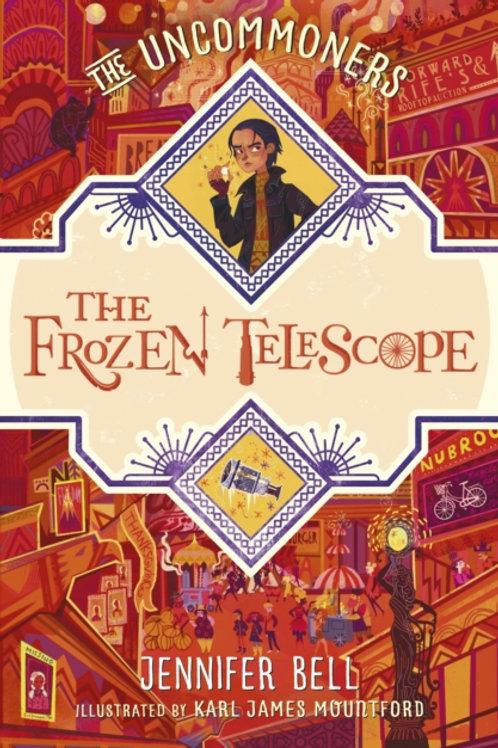 Frozen Telescope by Jennifer Bell