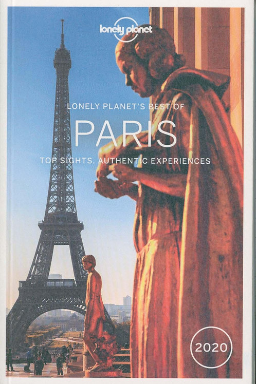 Best of Paris 2020       by Lonely Planet