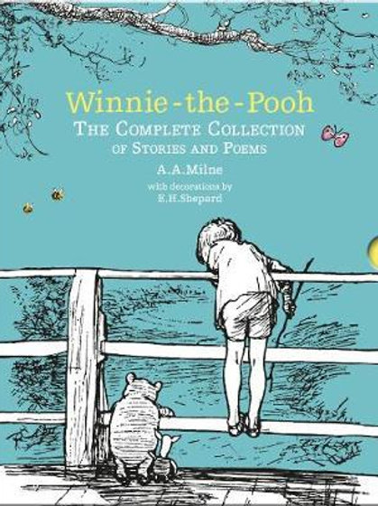 Winnie-the-Pooh: The Complete Collection       by A. A. Milne