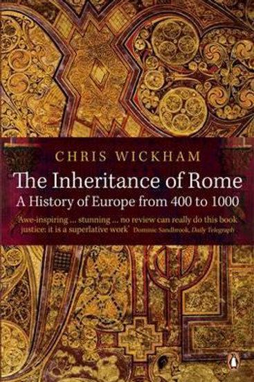 Inheritance of Rome       by Chris Wickham