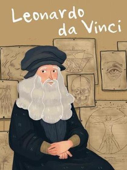 Leonardo Da Vinci Genius       by Isabel Munoz