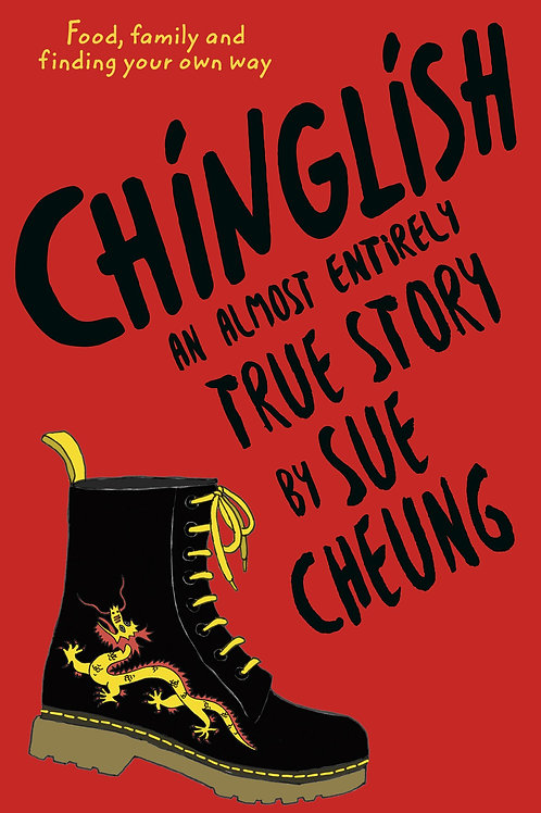 Chinglish       by Sue Cheung