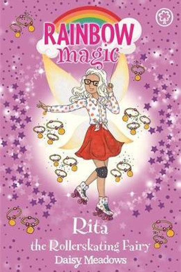 Rainbow Magic: Rita the Rollerskating Fairy       by Daisy Meadows