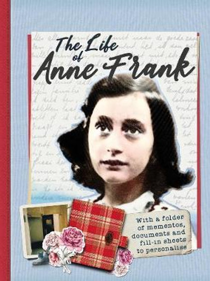 Life of Anne Frank       by Kay Woodward