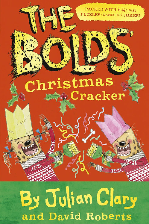 Bolds' Christmas Cracker       by Julian Clary