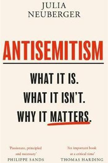 Antisemitism       by Julia Neuberger