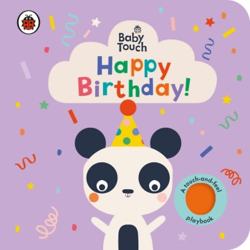 Baby Touch: Happy Birthday! by