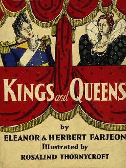 Kings and Queens of England       by Eleanor Farjeon