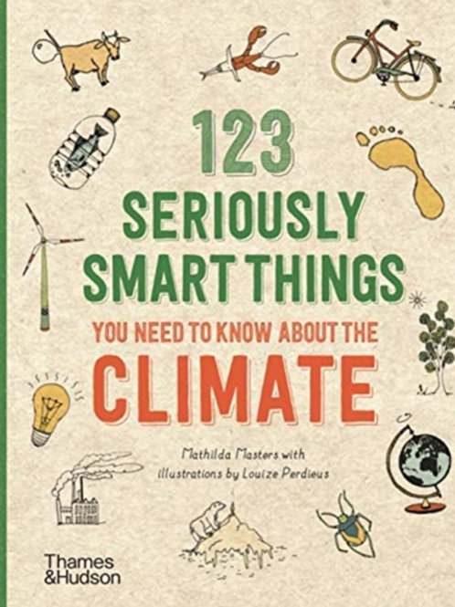 123 Seriously Smart Things You Need To Know About       by Mathilda Masters