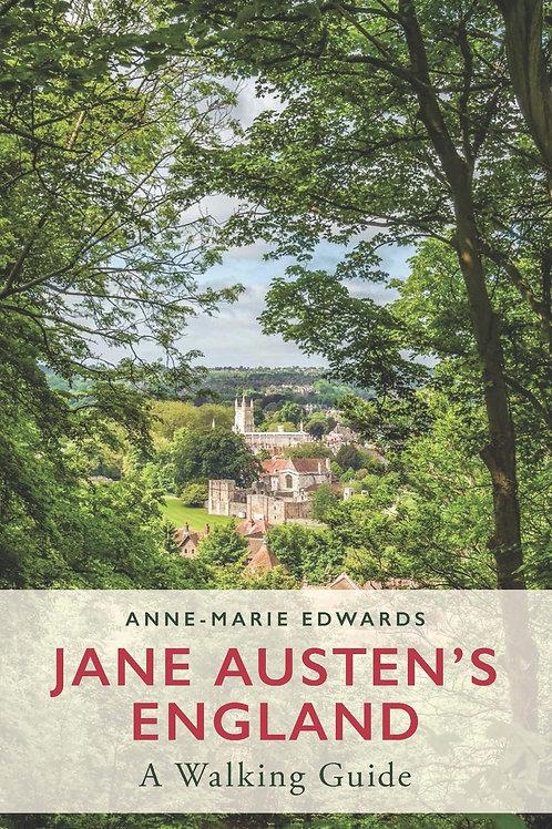 Jane Austen's England       by Anne-Marie Edwards