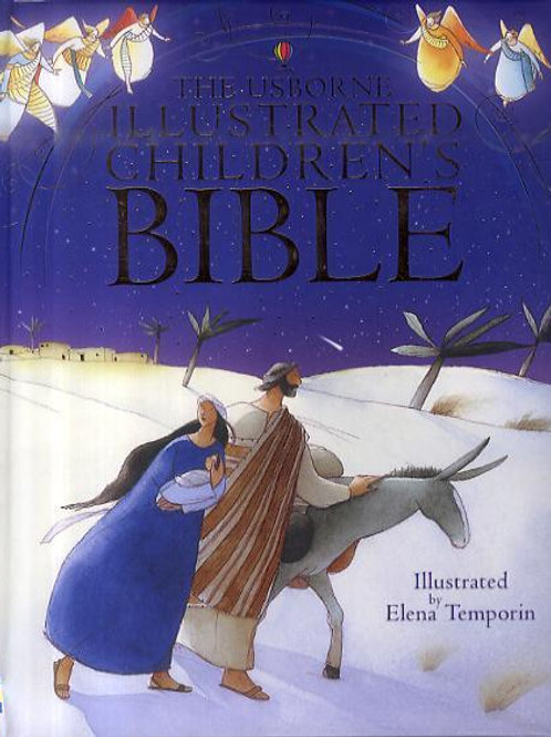 Illustrated Children's Bible       by Various