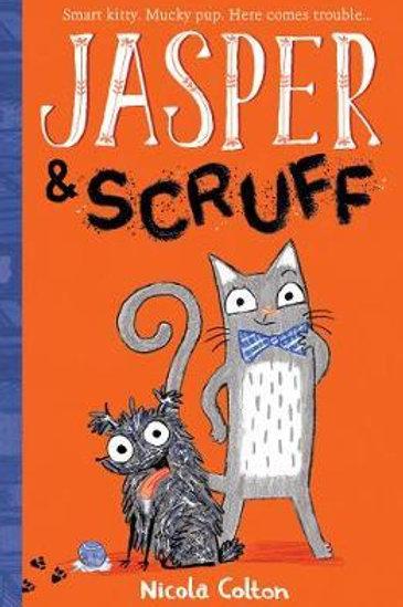 Jasper and Scruff       by Nicola Colton