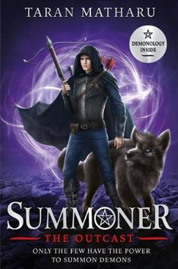 Summoner: The Outcast       by Taran Matharu