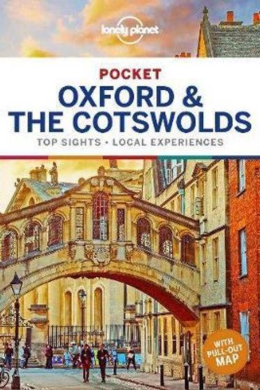 Pocket Oxford & the Cotswolds       by Lonely Planet
