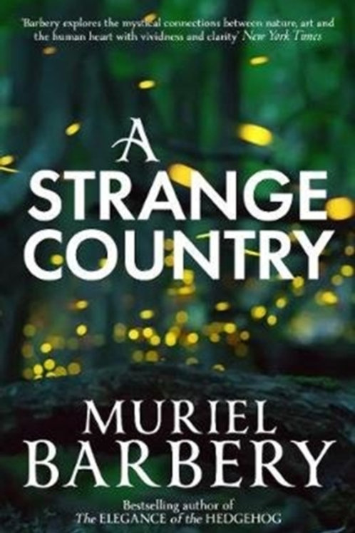 Strange Country by Muriel Barbery