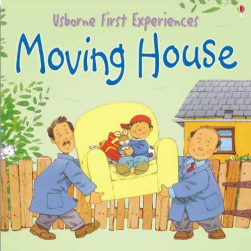 Usborne First Experiences Moving House       by